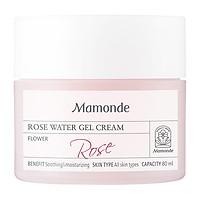 Kem Dưỡng Ẩm Dịu Da Dạng Gel Hoa Hồng Mamonde Rose Water Gel Cream (80ml) 110651206