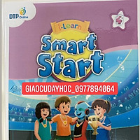 FLASHCARD I LEARN SMART START 4 - 266 thẻ ép plastics bền đẹp