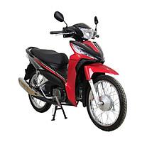 Xe Máy Honda RSX Thắng Đùm - Đen Đỏ