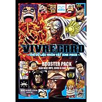 Vivre Card - Thẻ Dữ Liệu Nhân Vật One Piece Booster Pack - Quản Mục Impel Down Và Đám Tù Nhân!!