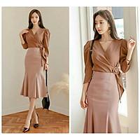 Váy Đầm Công Sở (S M L XL)