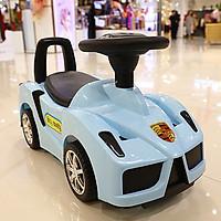 Xe chòi ô tô cho bé - màu xanh dương