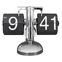Đồng Hồ Lật Retro Lật Số Để Bàn Trang Trí Phong Cách Cổ Điển Retro Flip Clock Mai Lee - Hàng chính hãng
