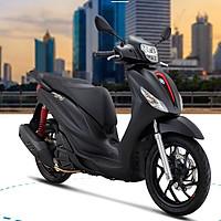 Xe máy Piaggio Medley 125 S ABS 2020 - Đen sần