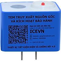 Sản Phẩm Thiết Bị Tiết Kiệm Điện Và Chống Sét Icevn 4.0 - Hàng Chính Hãng