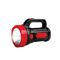 Đèn Pin LED Điện Quang ĐQ PFL09 R BLY (Pin Sạc, Đen Đỏ ) điều chỉnh cường độ sáng, Hàng Chính Hãng