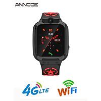 Đồng hồ thông minh trẻ em ANNCOE AS60 Plus Pin khỏe 730 mAh định vị wifi- Hàng Chính Hãng