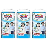 Combo 3 Gói Tã Quần Goo.n Premium Gói Cực Đại XXL36 (36 Miếng)