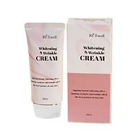 Kem dưỡng trắng chống nhăn Re:Excell Whitening & Wrinkle Cream - Kem dưỡng da ban ngày R&B Việt Nam phân phối độc quyền sản phẩm nhập khẩu chính ngạch Hàn Quốc, 60ml