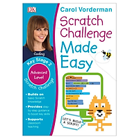 Sách Scratch Challenge Made Easy, Ages 7-11