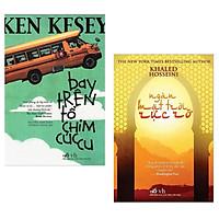 Combo Bộ Truyện Dài Cảm Động: Bay Trên Tổ Chim Cúc Cu + Ngàn Mặt Trời Rực Rỡ (Bộ Truyện Đoạt Gỉai Xuất Sắc Nhất Thế Giới / Tặng Kèm Bookmark Happy Life)