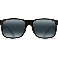 Maui Jim Sunglasses   Red Sands 432   Rectangular Frame, with Patented PolarizedPlus2 Lens Technology