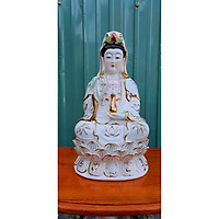 Phật Bà Quan Âm cao 31 cm