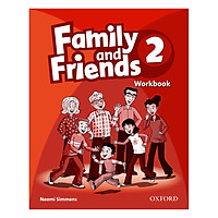 Family And Friends (Bre) (1 Ed.) 2: Workbook