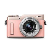 Máy ảnh Panasonic Lumix GF10 + kit 12-32MM (Hồng) + Pin + Quà tặng : Túi, thẻ nhớ - Hàng Chính Hãng