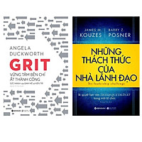 Combo 2 cuốn sách hay nhất về kĩ năng sống: Vững Tâm Bền Chí Ắt Thành Công + Những Thách Thức Của Nhà Lãnh Đạo ( Tặng kèm Bookmark Thiết Kế)