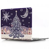 Ốp dành cho MacBook Air 13 inch_Họa tiết Noel