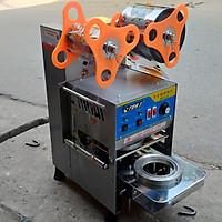 Máy dán miệng cốc tự động ET-Q7( VT-DC06)