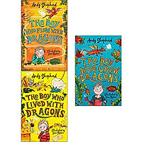 Truyện đọc tiếng Anh - The Boy Who Grew Dragons Collection