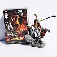 Mô Hình Nhân Vật Dracule Mihawk - Mô Hình One Piece ( Cao 15cm )
