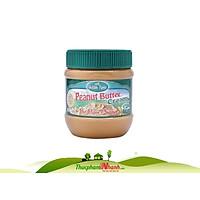 Bơ đậu phộng mịn Golden Farm - Chai 340g
