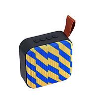 Loa Bluetooth Mini Không Dây T5 Hỗ Trợ Thẻ Nhớ Ngoài Có Quai Cầm Vải