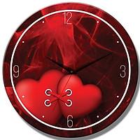 Đồng hồ gỗ tròn B2QR0135