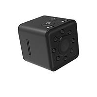 Camera thể thao mini  siêu nhỏ INTELHAWK SQ13 FULL HD 1080P - Chống nuớc- WIFI - Hỗ trợ đèn hồng ngoại - Hàng Chính Hãng