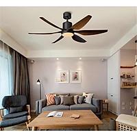 Quạt trần trang trí phòng khách hiện đại - F34
