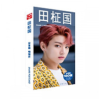 Hộp ảnh Postcard BTS Jungkook new thiết kế độc đáo