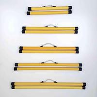 Bộ Khung treo ảnh 2 đầu , ống nẹp , ống sáo treo tranh nhựa
