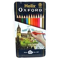 Bộ Chì Màu Helix Oxford 833420 - 12 Màu