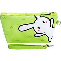 Túi Trang Điểm Thỏ CMT7M01 HooHooHaHa - Thỏ Bảy Mảu