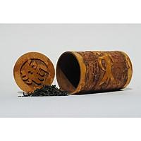 Hộp đựng trà bằng Vỏ Quế 12 cm (Cinnamon box)