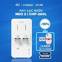Máy lọc nước nóng lạnh Coway Neo 2 CHP-260L - Hàng chính hãng