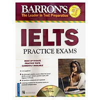 Barron's_IELTS Practice Exams (S + 2CD) (Tái Bản 2017)