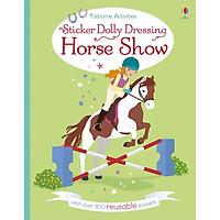 Usborne Sticker Dolly Dressing: Horse Show
