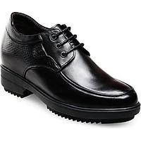 Giày cao nam 10 cm hàng thương hiệu GOG GCD562510D màu đen