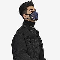 Khẩu trang thời trang cao cấp Soteria Rap ST186 - Khẩu trang vải than hoạt tính [size S,M,L] - size M