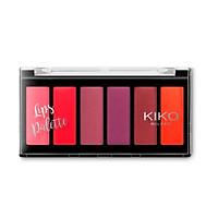 Bảng son môi 6 màu Kiko Lipstick Palette