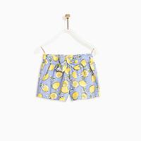 Quần short bé gái - Fresh Lemon M.D.K CGSUM19P19