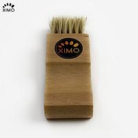 Bàn chải lông ngựa quẹt xi đánh giày chuyên dụng XIMO (XBCDG08)