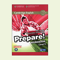 Cambridge English Prepare! Level 5 Workbook With Audio - FAHASA Reprint