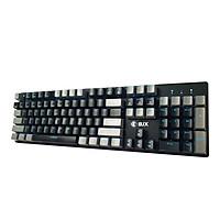 Bàn phím cơ BJX KM9 Full Size Blue Switch - chuyên gaming - thiết kế mới - thương hiệu mỹ - Hàng chính hãng