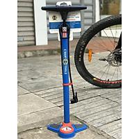 Bơm lốp xe đạp, xe máy có đồng hồ chính hãng CMART l0006