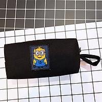 Hộp Bút Vải - Phối Sticker Minions