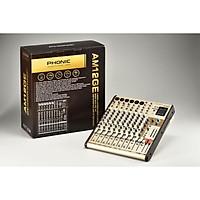 Mixer 12 Kênh PHONIC AM12GE – Hàng Chính Hãng