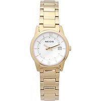 Đồng hồ NEOS N-30855L nữ dây thép