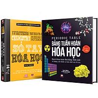 Sách : Bảng Tuần Hoàn Hóa Học - Sổ Tay Hóa Học ( Bộ 2 cuốn )