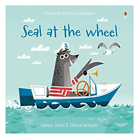 Usborne Phonics Readers: Seal At The Wheel